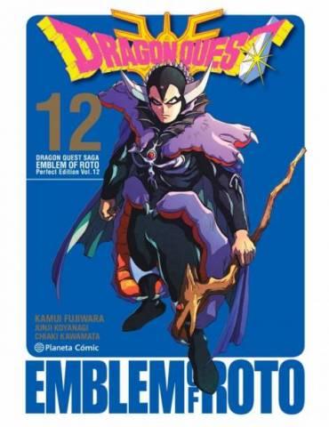 Dragon Quest Emblem Of Roto Nº12/15