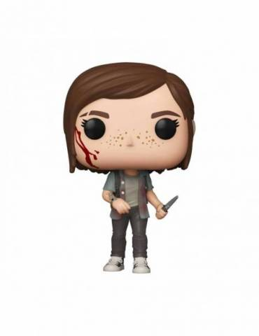 Figura POP The Last of Us Games: Ellie 9 cm