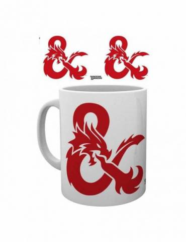 Taza Dungeons & Dragons: Ampersand
