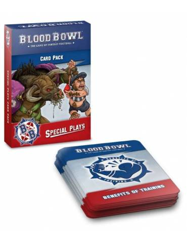 Blood Bowl Special Plays...