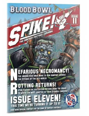 Blood Bowl Spike! Journal...
