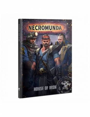 Necromunda: House of Iron (Inglés)