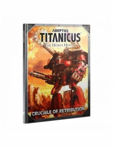Adeptus Titanicus: Crucible of Retribution (Inglés)