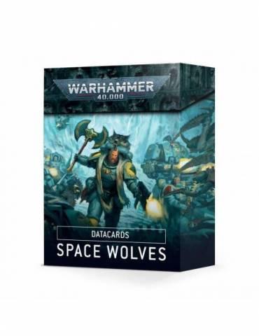 Datacards: Space Wolves (Inglés)