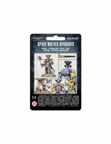 Pack de mejoras Space Wolves