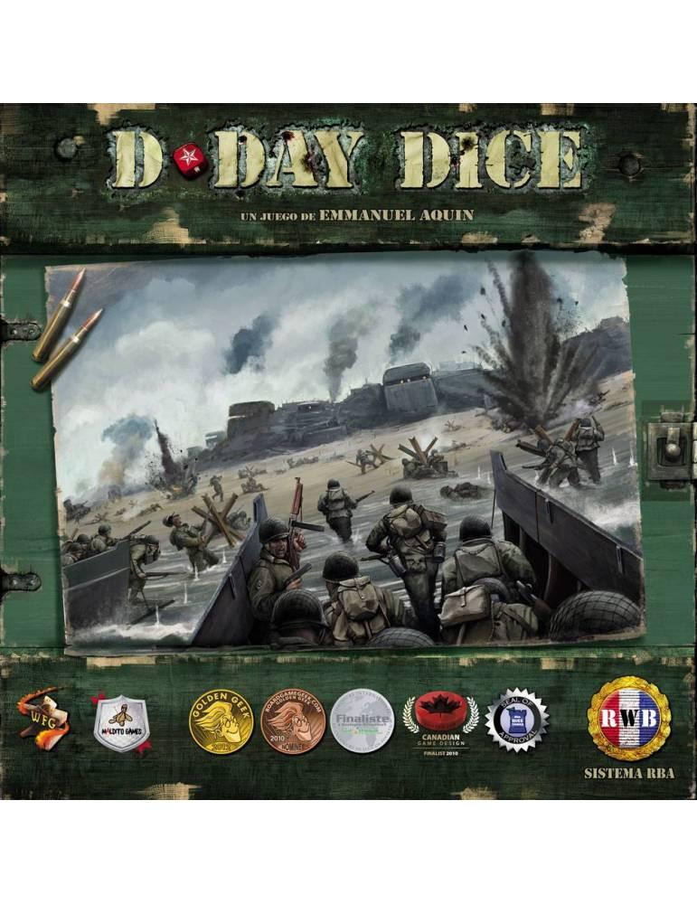D-Day Dice (Castellano)
