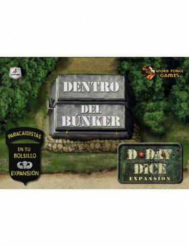 D-Day Dice: Dentro del bunker (Castellano)