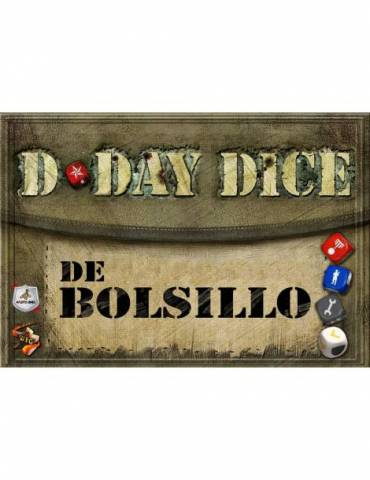 D-Day Dice de Bolsillo (Castellano)