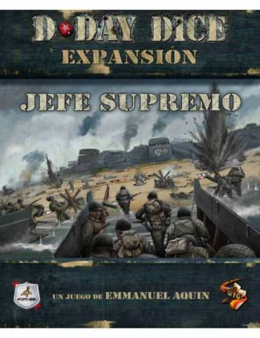 D-Day Dice: Jefe Supremo (Castellano)