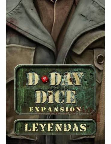 D-Day Dice: Leyendas (Castellano)