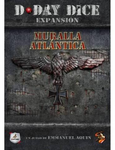 D-Day Dice: Muralla Atlántica (Castellano)