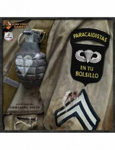 D-Day Dice: Paracaidistas en tu bolsillo (Castellano)