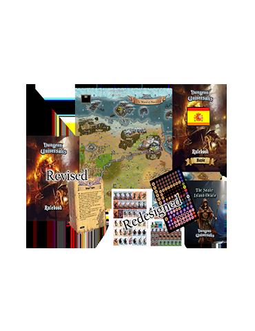Dungeon Universalis: Pack de actualización