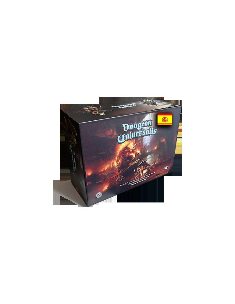 Dungeon Universalis (Edición Revisada)