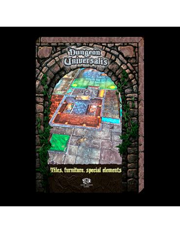 Dungeon Universalis: Losetas