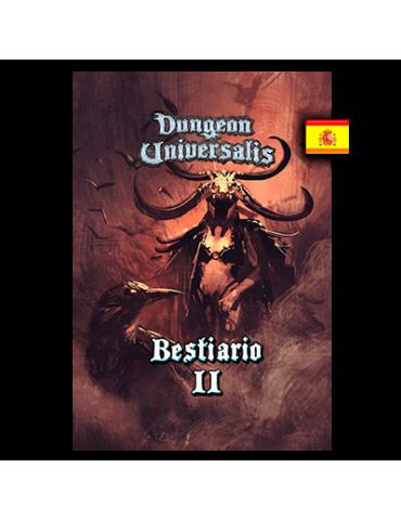 Dungeon Universalis: Bestiario II