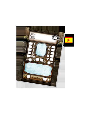 Dungeon Universalis: Talonario de héroes