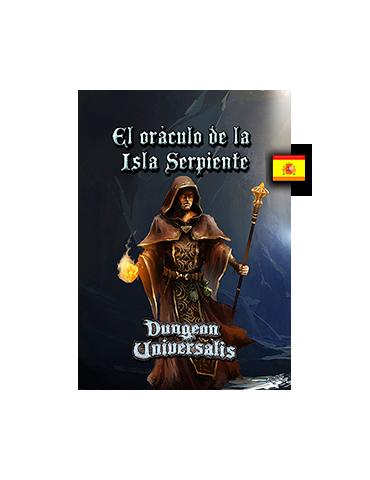 Dungeon Universalis: Libro de campaña El oráculo de la Isla Serpiente