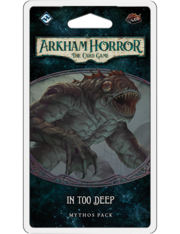 Arkham Horror: The Card Game - In Too Deep: Mythos Pack