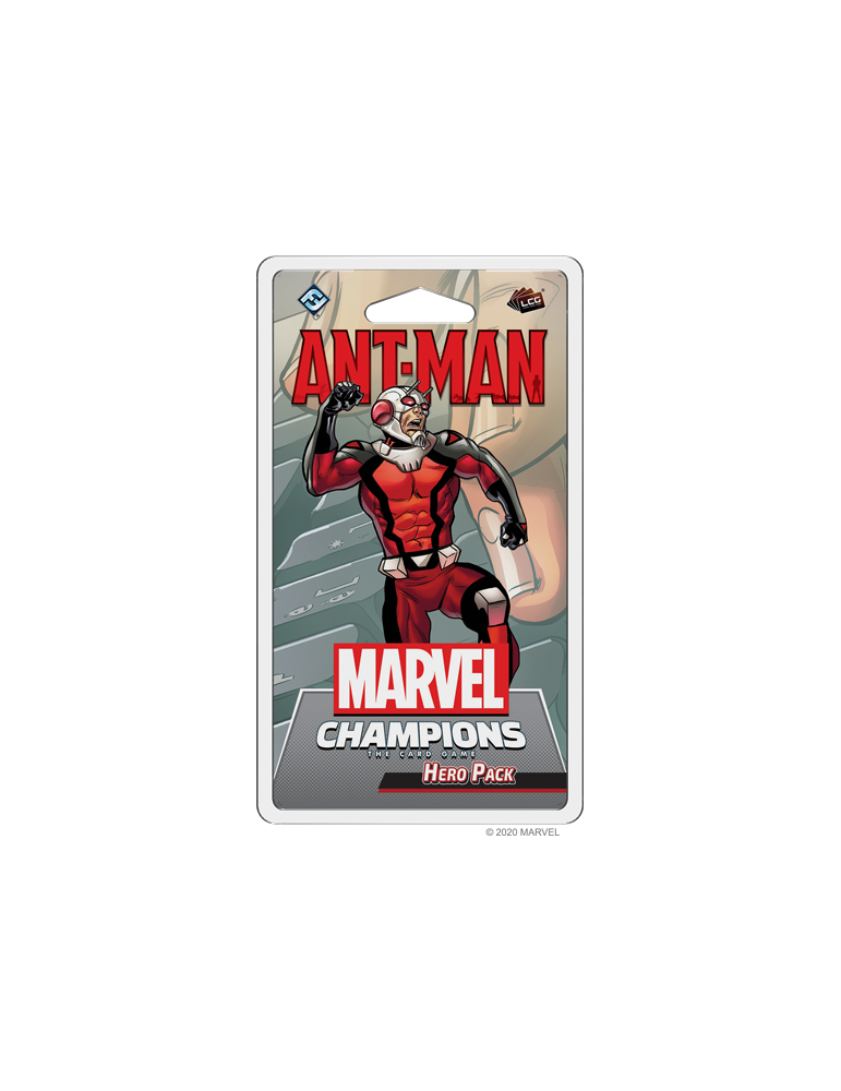 Marvel Champions: The Card Game - Ant-Man Hero Pack (Inglés)