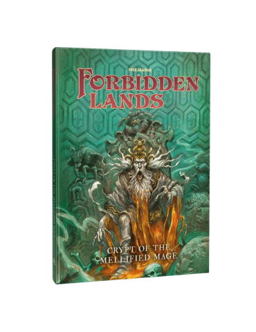 Forbidden Lands: Crypt of...