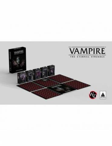 Vampire Eternal Struggle V5 Boxed Set (Castellano)