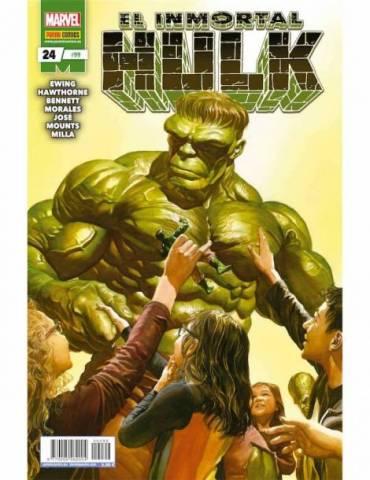 El Increible Hulk V.2 99 (El Inmortal Hulk 24)