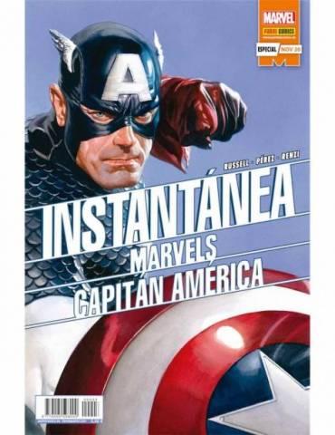 Instantanea Marvel 03. Capitán América