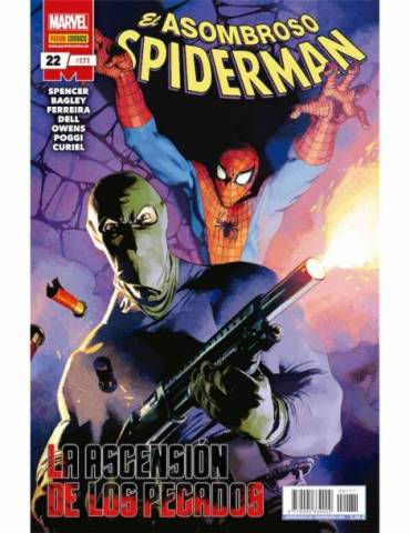 El Asombroso Spiderman 171