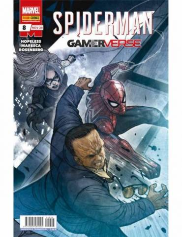 Spiderman: Gamerverse 08