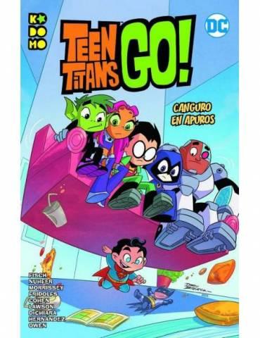 Teen Titans Go!: Canguro en apuros