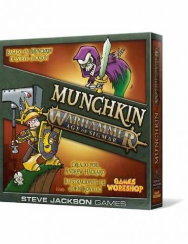Munchkin Warhammer: Age of Sigmar (Castellano)