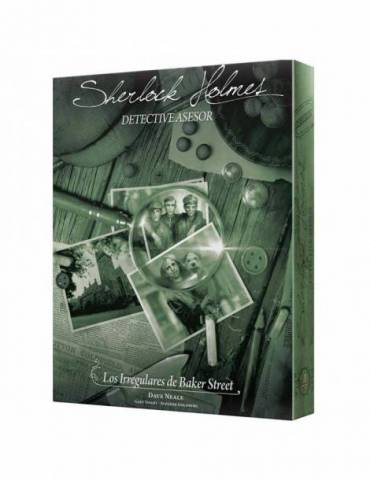 Sherlock Holmes: Detective Asesor - Los Irregulares de Baker Street