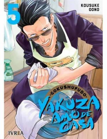 Yakuza Amo de Casa 05