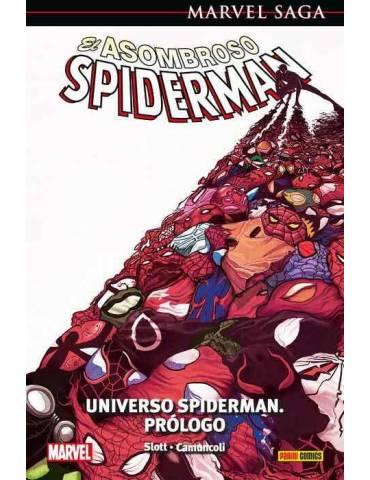 El Asombroso Spiderman 47. Universo Spiderman. Prólogo (Marvel Saga 107)