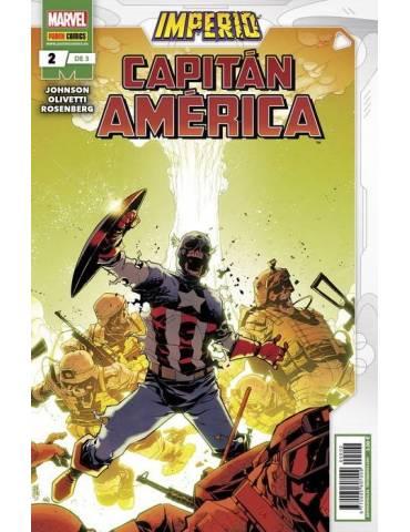 Imperio: Capitán América 02