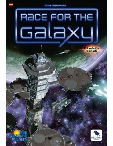 Race for the Galaxy (Castellano)