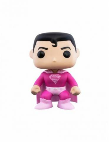 Figura Pop DC Comics 349 Breast Cancer Awareness - Superman