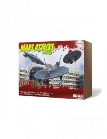 Mars Attacks: Escuadrón de platillos de ataque
