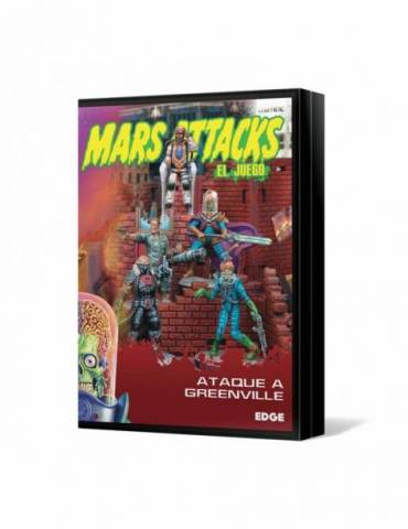 Mars Attacks: Ataque a Greenville