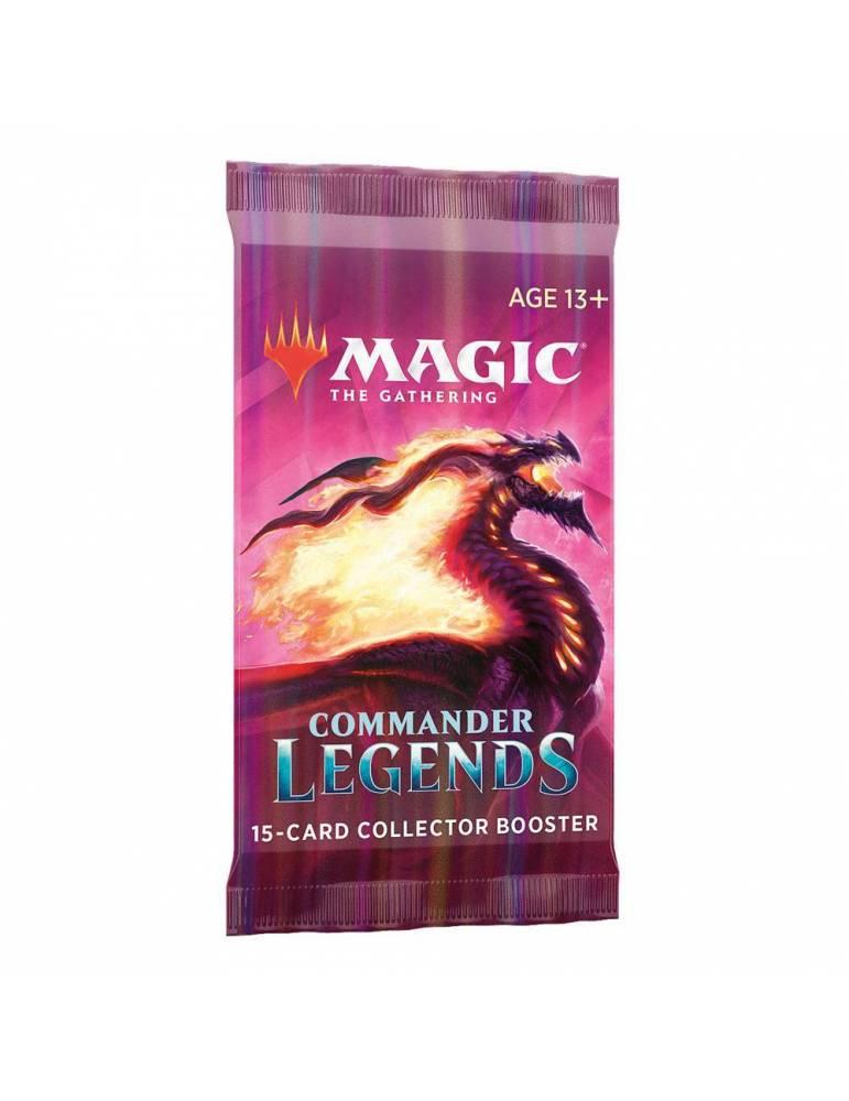 Magic: Commander Legends - Sobre de coleccionista (Inglés)