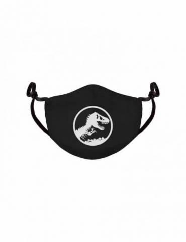 Mascarilla de tela Jurassic Park: Logo