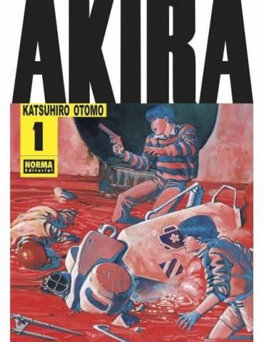 Akira B/N 01