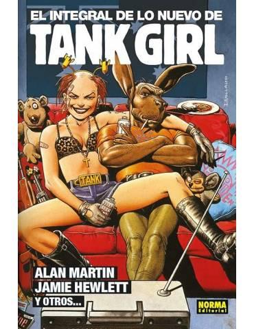 El Integral De Lo Nuevo De Tank Girl 1