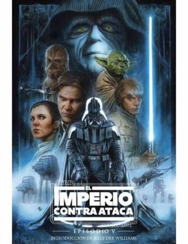 Star Wars Episodio V El Imperio Contraataca