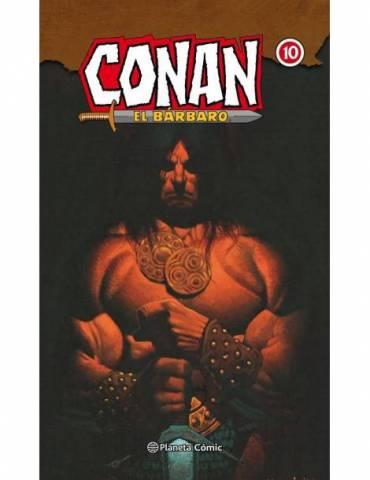 Conan El Bárbaro (Integral) Nº10/10