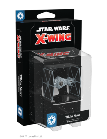 Star Wars: X-Wing (Second Edition) - TIE/rb Heavy Expansion Pack