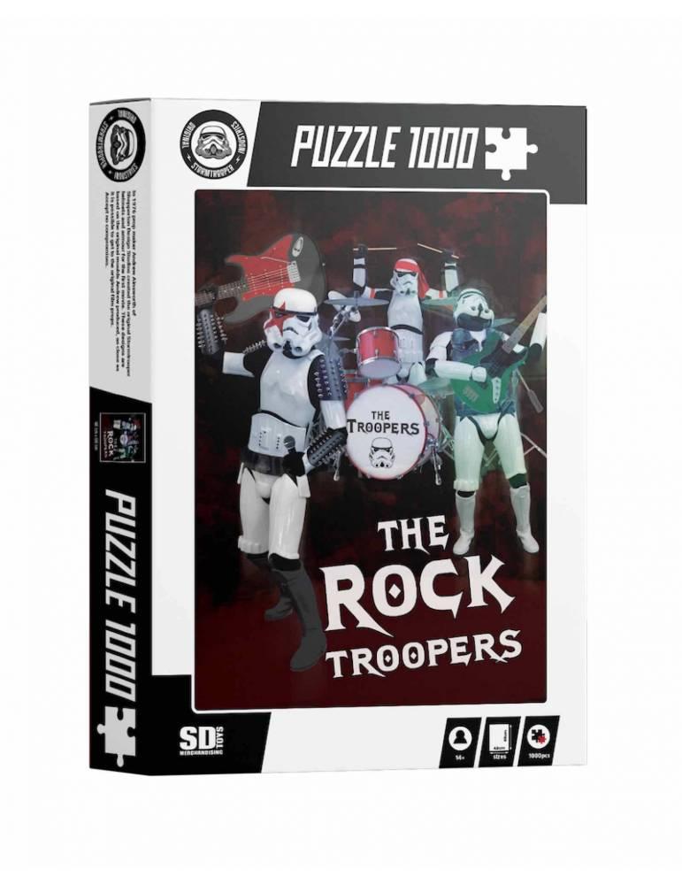 Puzle 1000 The Rock Troopers Original Stormtrooper
