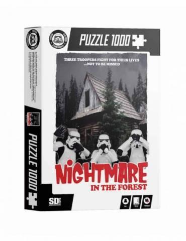 Puzle 1000 Nightmare In The Forest Original Stormtrooper
