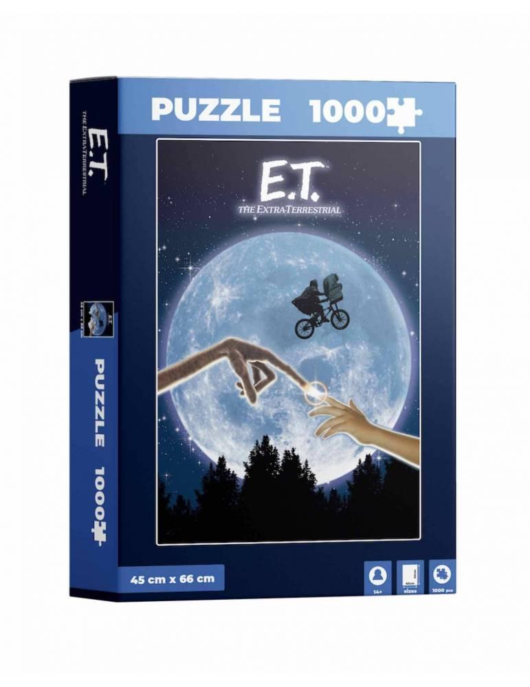 Puzle E.T.: E.T. Poster Película